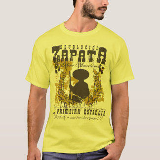 Revolucion Zapataのラテンアメリカ人アメリカ Tシャツ