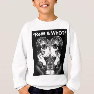 *ReW及びだれか。* スウェットシャツ
