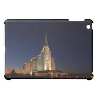 Rexburgの寺院 iPad Mini Case