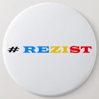 REZIST 缶バッジ