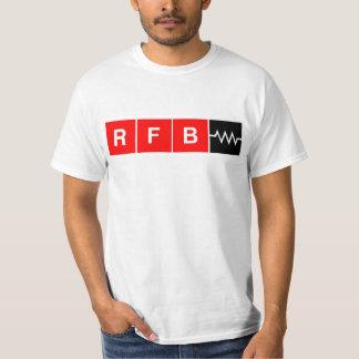 RFBのロゴT Tシャツ