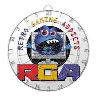 RGAのダート盤 ダーツボード