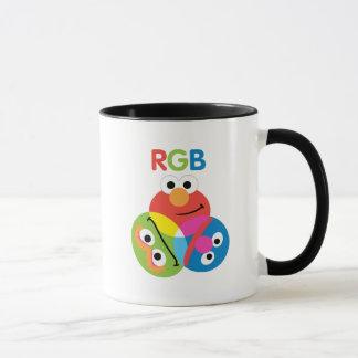 RGBのセサミストリート マグカップ