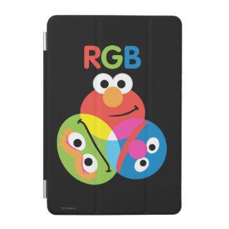 RGBのセサミストリート iPad MINIカバー