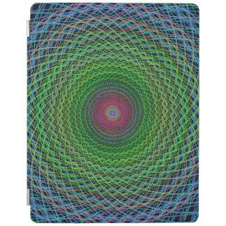 RGBのフラクタル iPadスマートカバー