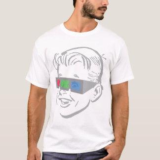 rgbガラス tシャツ