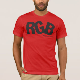 RGB (ダークグレー) Tシャツ