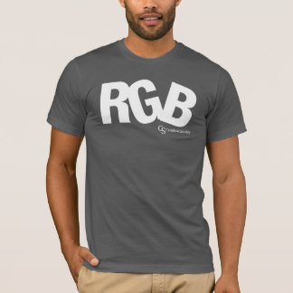 RGB (白い) Tシャツ