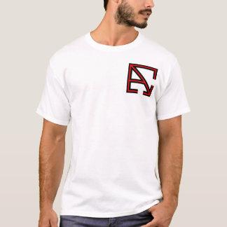 RGB Sierpinskiの正方形のティー Tシャツ