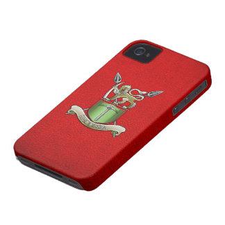 Rhodesianの保安部隊 Case-Mate iPhone 4 ケース
