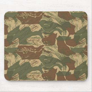 Rhodesianの迷彩柄 マウスパッド
