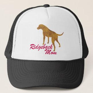 Rhodesian Ridgebackのお母さん キャップ