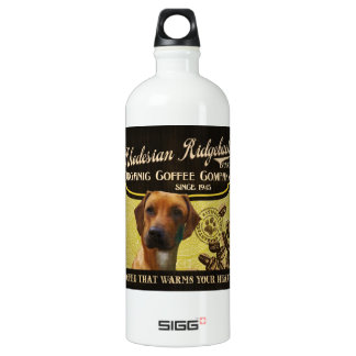Rhodesian Ridgebackのブランド- Organic Coffee Company ウォーターボトル