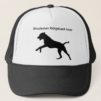Rhodesian Ridgebackの帽子 キャップ