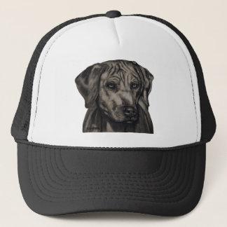 Rhodesian Ridgeback犬の芸術-ズールー キャップ