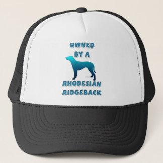 Rhodesian Ridgeback著所有される キャップ