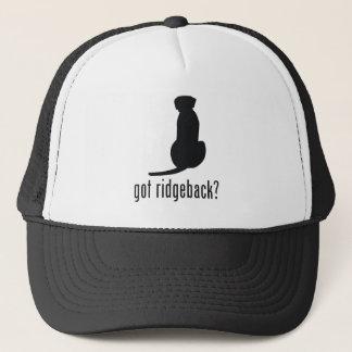 Rhodesian Ridgeback キャップ