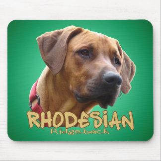 Rhodesian Ridgeback マウスパッド