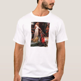 Rhodesian Ridgeback 2 -栄誉証 Tシャツ