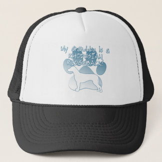 Rhodesian Ridgeback Granddog キャップ