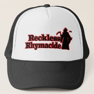 Rhymacideの無謀な縁 キャップ