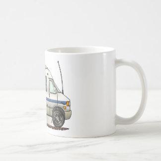 RialtaのWinnebagoのキャンピングカーRV コーヒーマグカップ