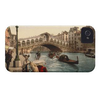 Rialto橋II、ベニス、イタリア Case-Mate iPhone 4 ケース