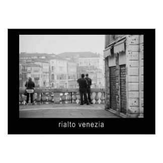 Rialto Venezia ポスター