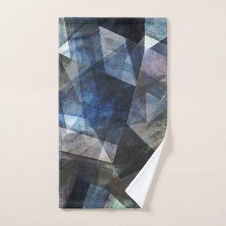 Rich and Deep Abstract Digital Art バスタオルセット