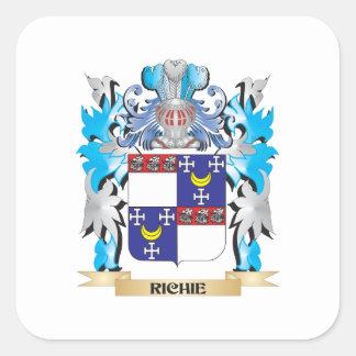 Richieの紋章付き外衣-家紋 スクエアシール