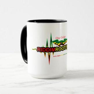 Riddimは無線の信号器のコンボのマグを定着させます マグカップ