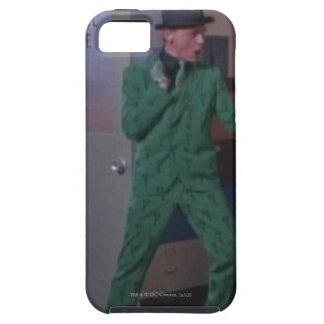 Riddler -スーツ iPhone SE/5/5s ケース