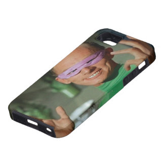 Riddler -肩をすくめるしぐさ iPhone SE/5/5s ケース