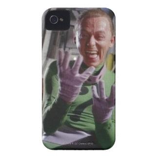 Riddler - 3つを笑わせること Case-Mate iPhone 4 ケース