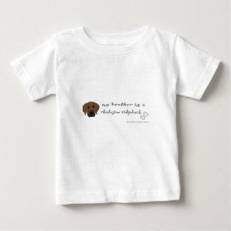 ridgeback -多くは繁殖します ベビーTシャツ
