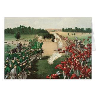 Ridgewayの石灰岩リッジのFenian侵略の戦い カード