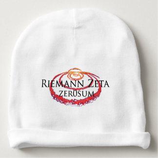 Riemannのゼータのベビーの帽子 ベビービーニー