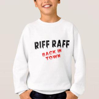 RIFFのRaffバンド商品 スウェットシャツ