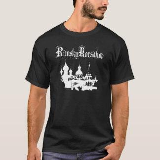 RIMSKY-KORSAKOV Tシャツ