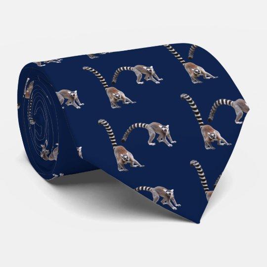 Ring-tailed lemur ネックウェアー