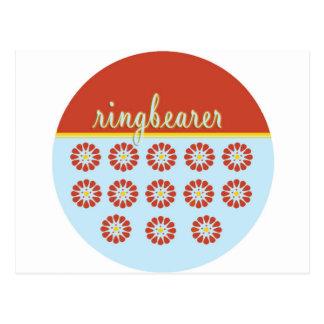 ringbearer ポストカード