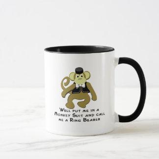 Ringbearer/猿 マグカップ