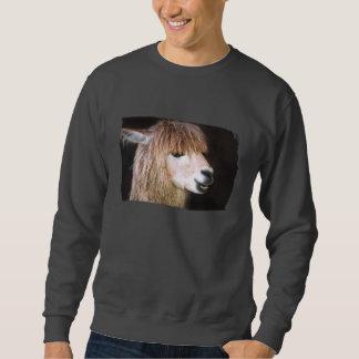 Ringoアルパカのスエットシャツ スウェットシャツ
