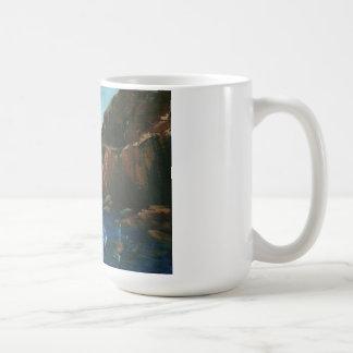 Riomaggioreのコーヒー・マグ コーヒーマグカップ