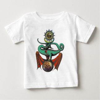 Ripleyスクロール ベビーTシャツ