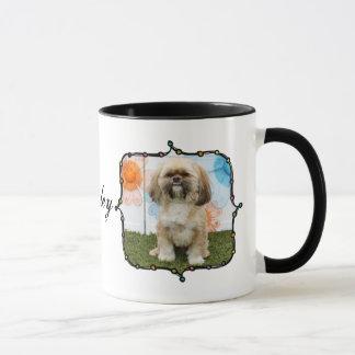 Ripley -シーズー(犬) Tzu マグカップ