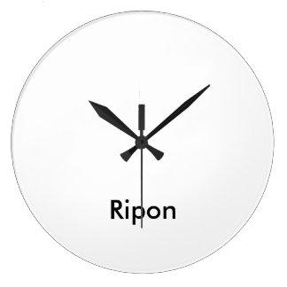 Riponの柱時計 ラージ壁時計