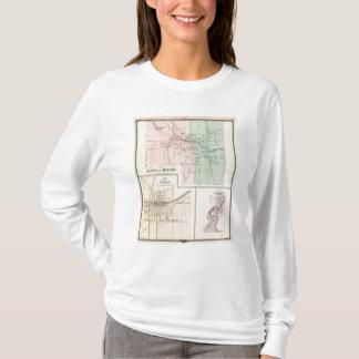 RiponのOmro、ダートフォードの村市 Tシャツ