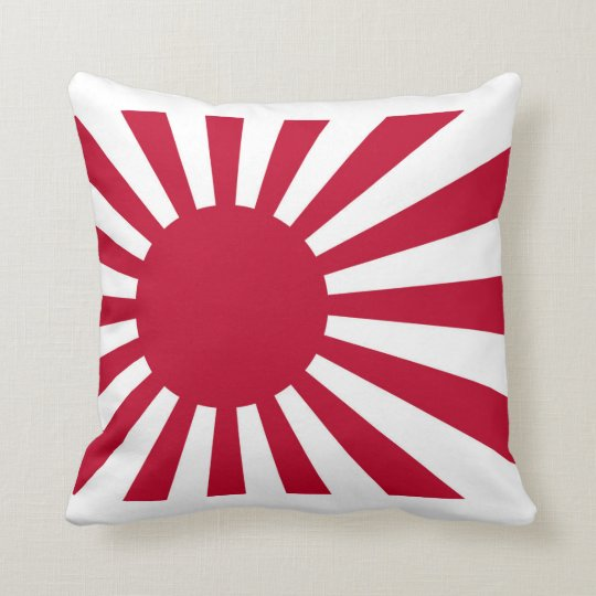 Rising Sun Flag クッション
