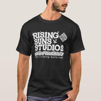 RisingsunsのスタジオJの白 Tシャツ